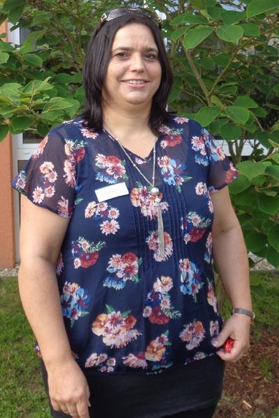 Sandra Kellner - Residence consultant